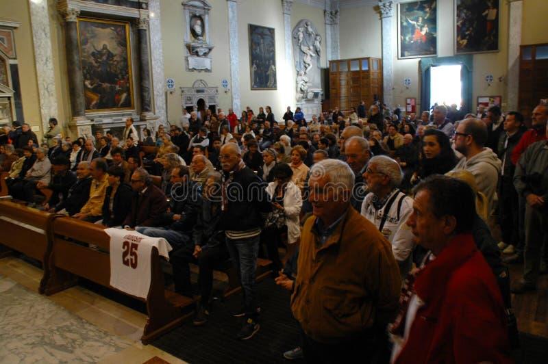 Herdenking van de dood Morosini royalty-vrije stock afbeeldingen