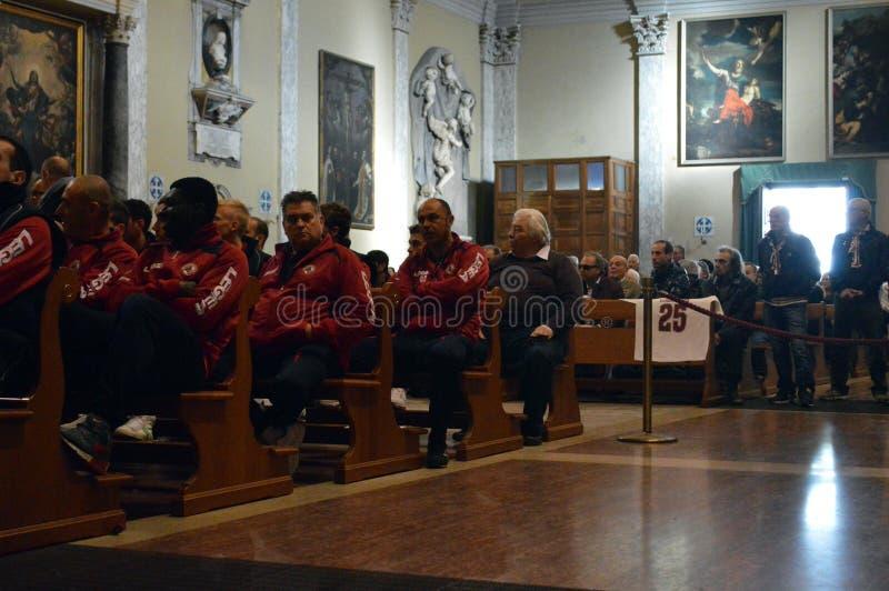 Herdenking van de dood Morosini stock afbeelding