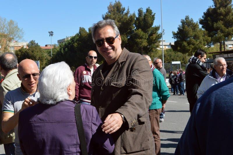 Herdenking van de dood Morosini stock foto's