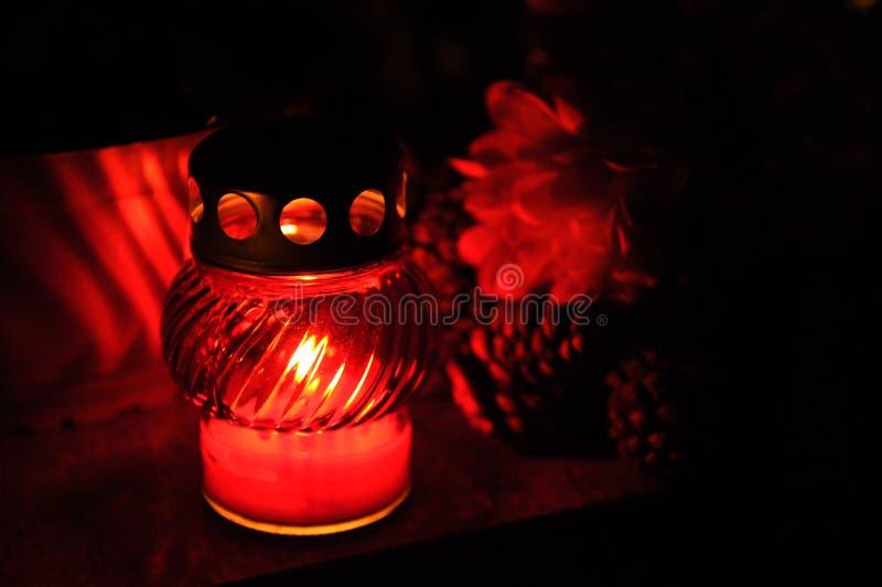 Herdenkings lampions royalty-vrije stock afbeelding