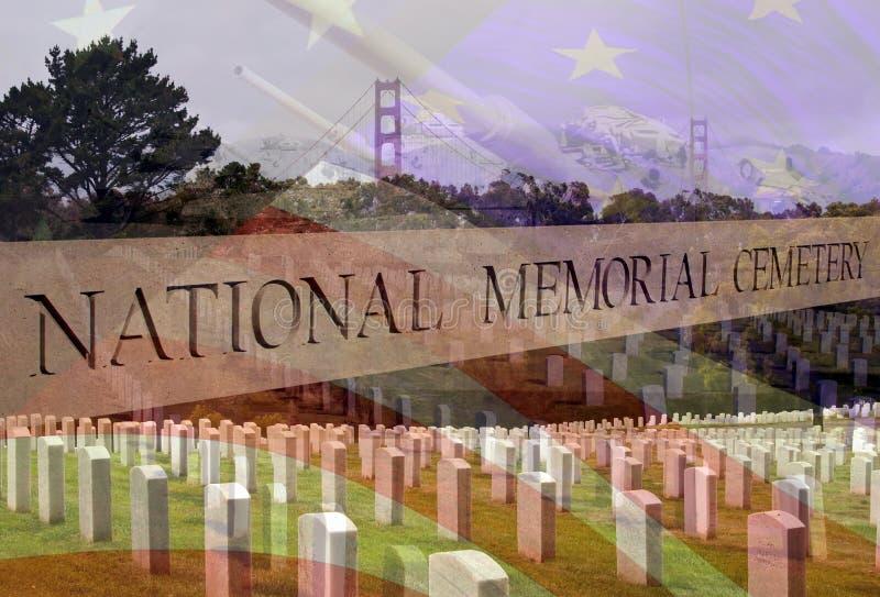 Herdenkingsdaghulde aan Gevallen Militairen stock fotografie