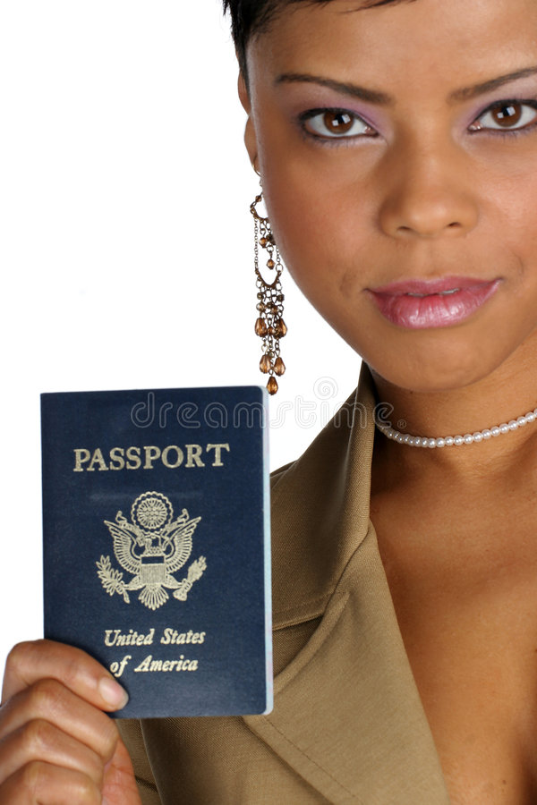 Download Here Is My Passport Stock Photography - Image: 551102