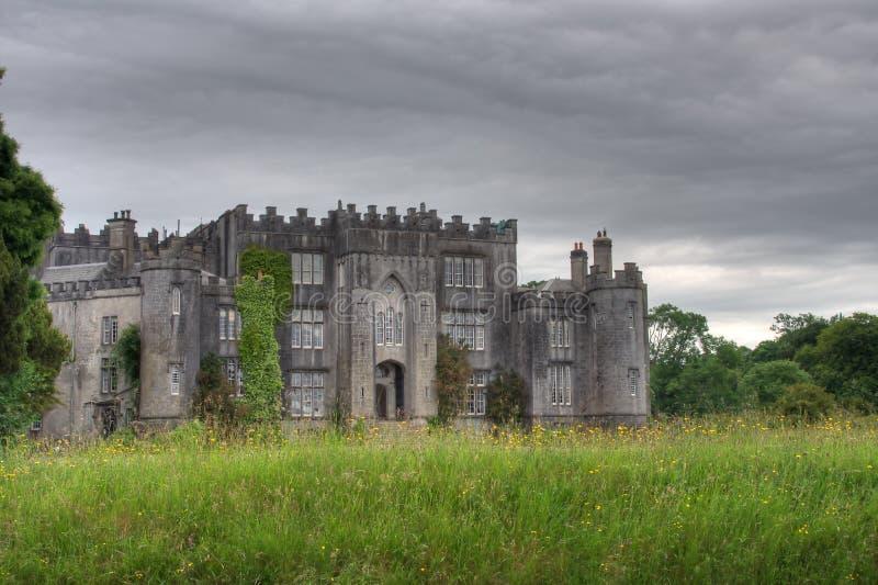 Heredad del castillo del birr imagen de archivo