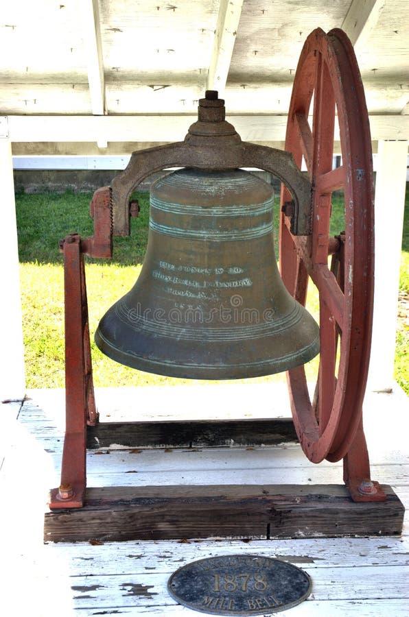 Herencia histórica de la ciudad de Bennington Vermont los E.E.U.U. fotos de archivo