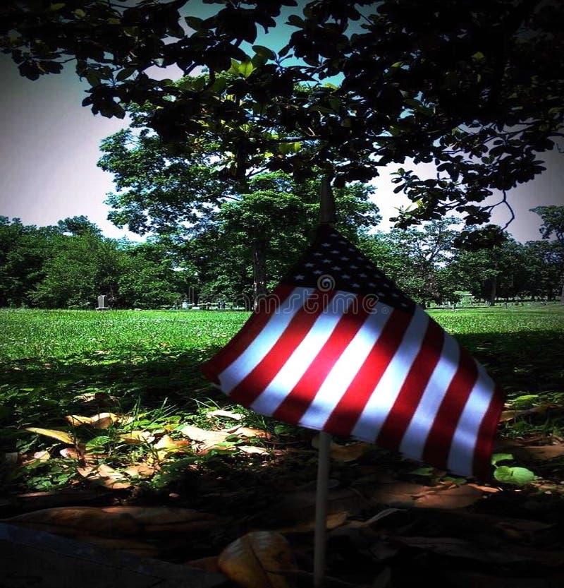 Herinnerde veteranen stock foto