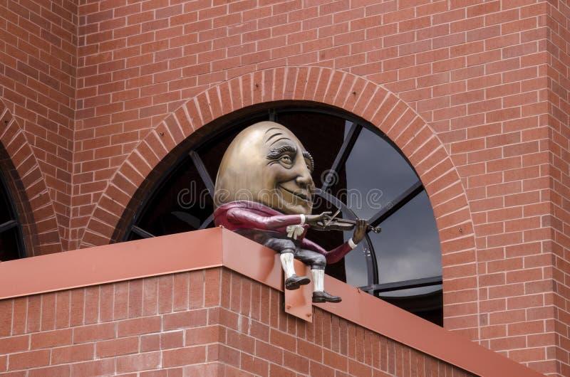 Hermanos Colorado Springs, CO de Humpty Dumpty imagen de archivo libre de regalías