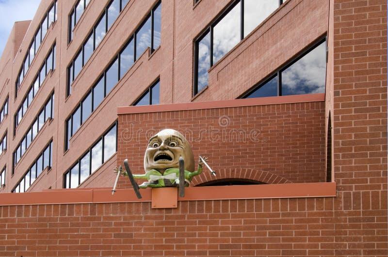 Hermanos Colorado Springs, CO de Humpty Dumpty fotografía de archivo libre de regalías