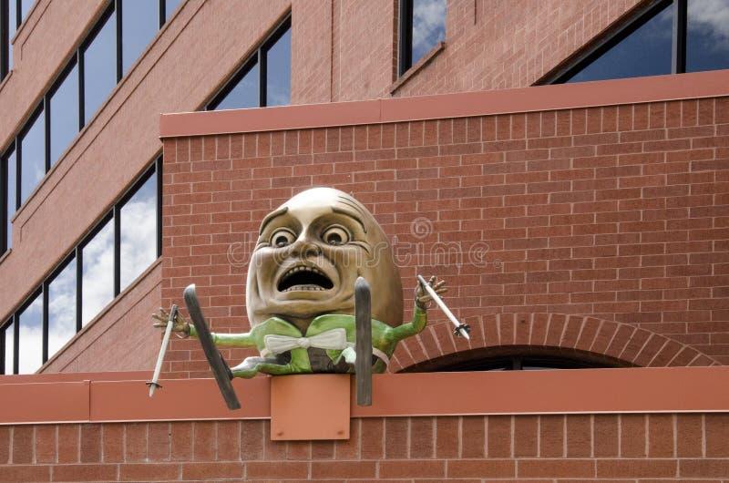 Hermanos Colorado Springs, CO de Humpty Dumpty fotografía de archivo