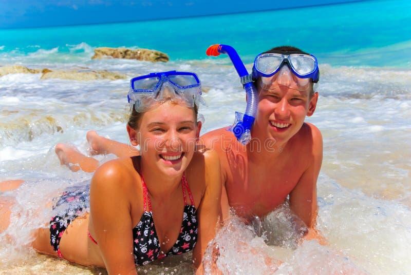 Hermanos en Cancun