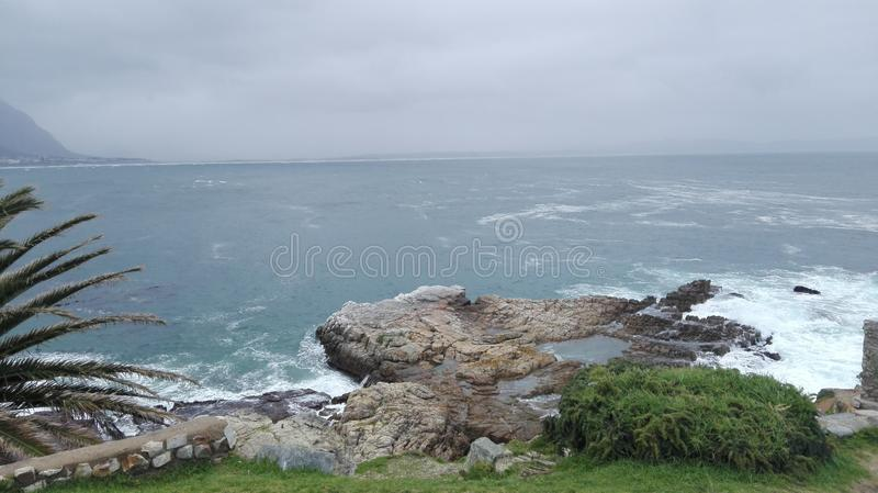 Hermanus, le Cap-Occidental images libres de droits