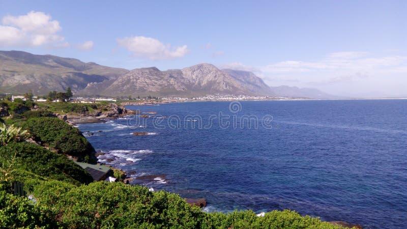 Hermanus Südafrika lizenzfreies stockfoto