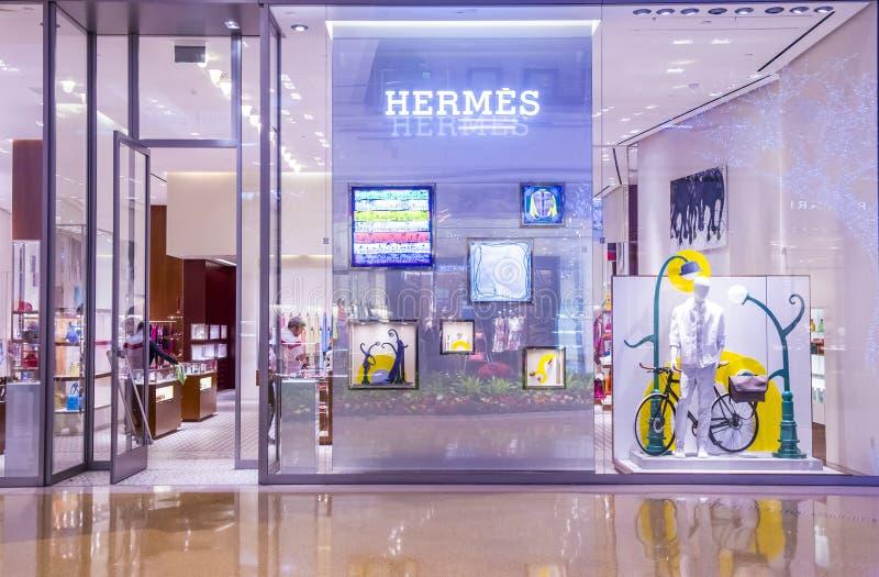 Hermes armazena fotos de stock