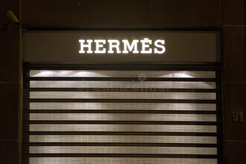 Hermes compra fotografia de stock royalty free