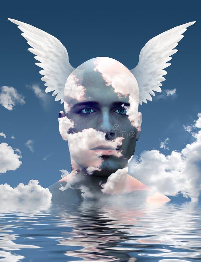Download Hermes stock illustration. Illustration of dream, aspirations - 41811883