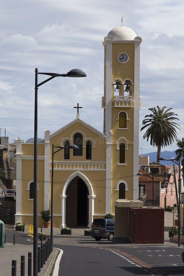 Hermiqua, La Gomera, Isole Canarie della Spagna immagini stock