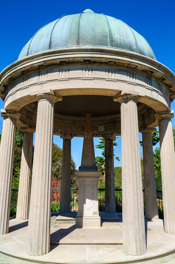 The Hermitage. Historic Jackson Landmark stock photos