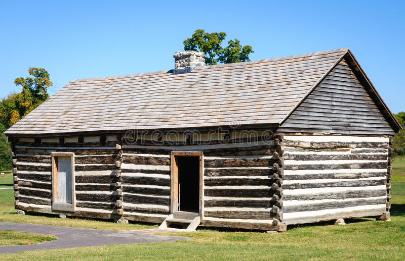 The Hermitage. Historic Jackson Landmark royalty free stock image