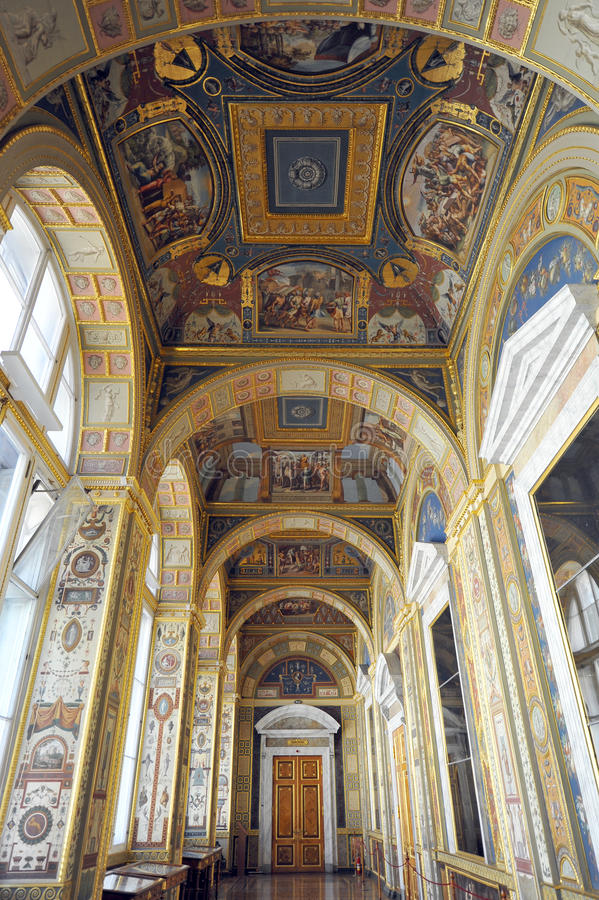 Download Hermitage Museum (winter Palace) St Petersburg Editorial Photo - Image: 11352741
