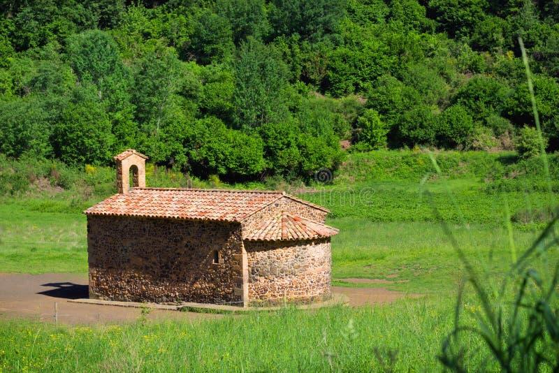 Hermitage of Santa Margarida stock images