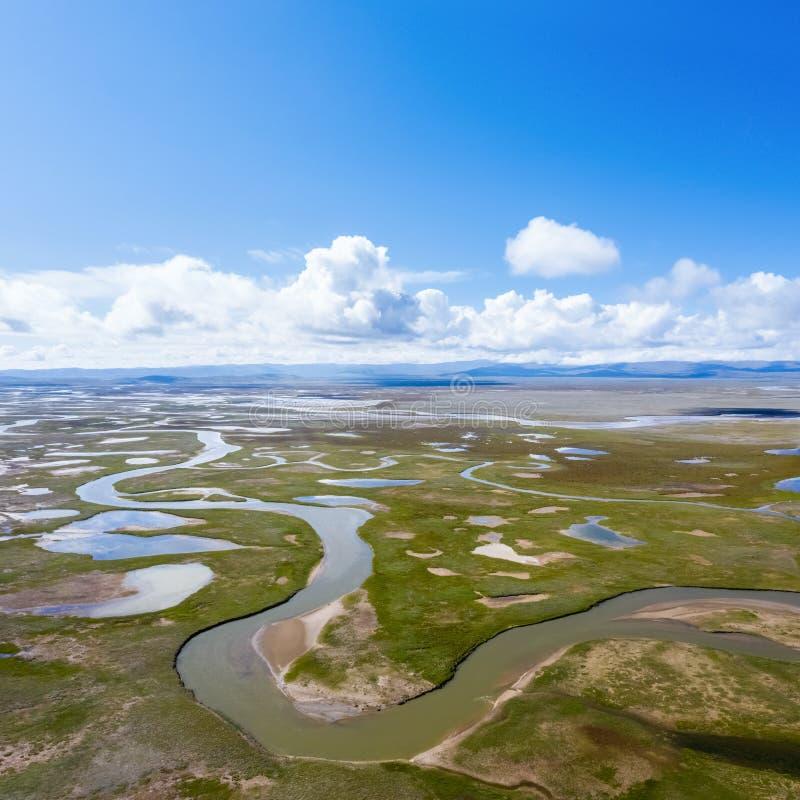 Hermosa región de conservación de fuentes de agua fotos de archivo libres de regalías