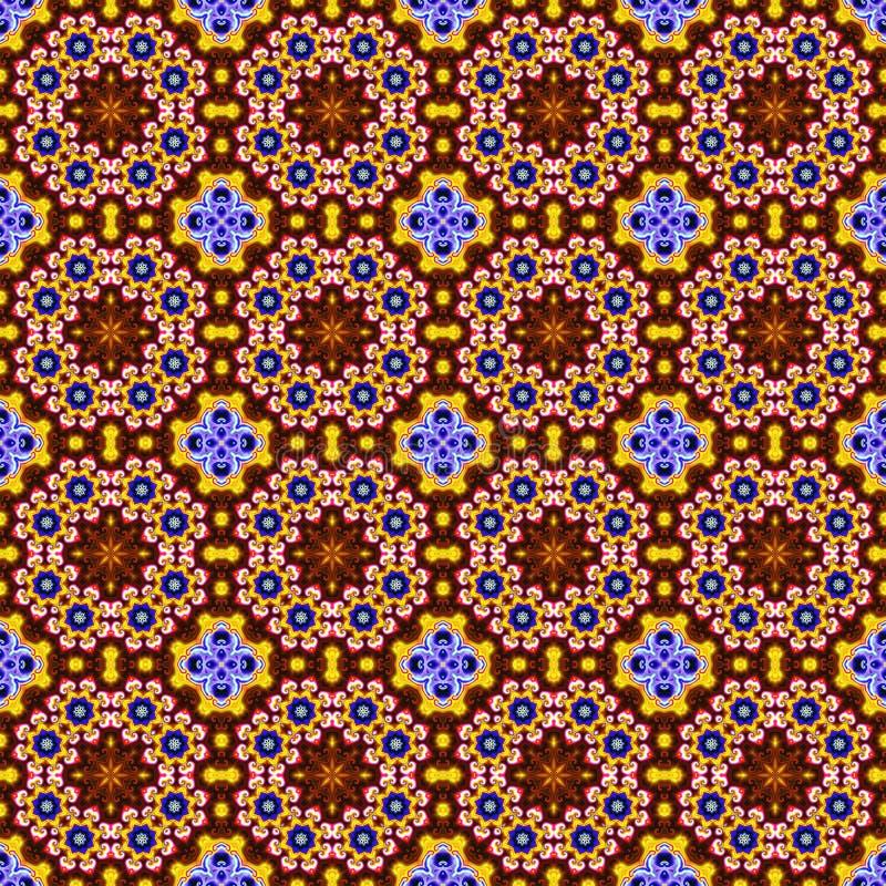 Hermosa textura de estilo árabe fotografía de archivo