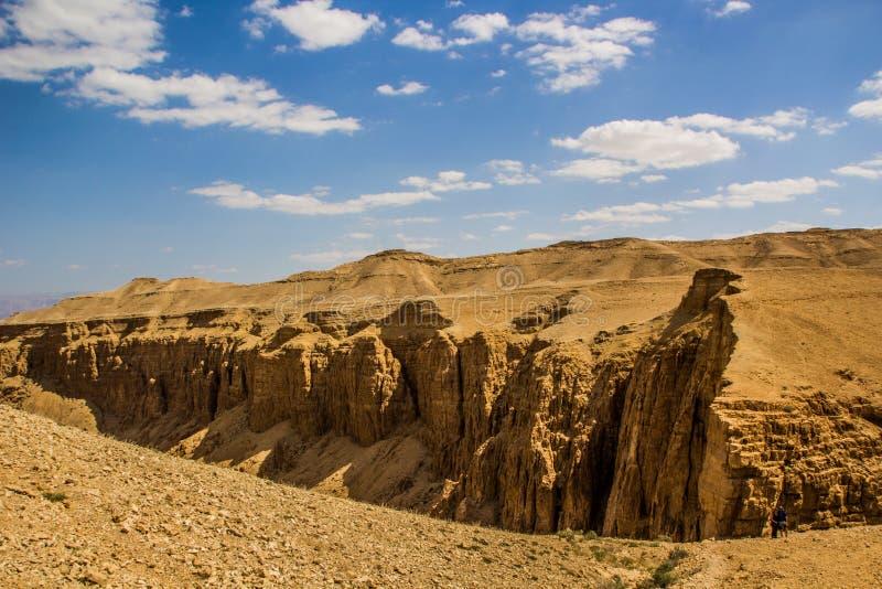 Hermosa vista del desierto fotos de archivo libres de regalías