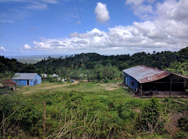 Hermosa Vista en el Campo obrazy royalty free