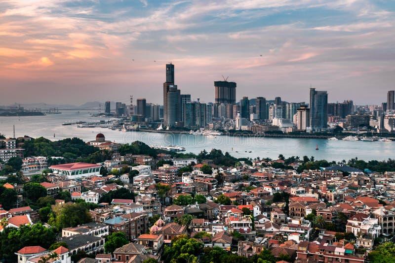 hermosa vista en xiamen china 117037502
