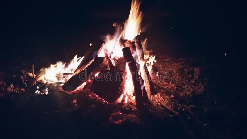 Hermoso es pero puede quemar fotografía de archivo