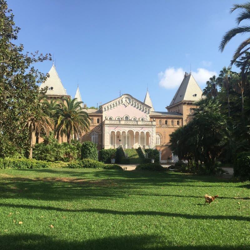 Hermoso natural en España fotografía de archivo libre de regalías
