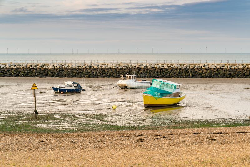 Herne Bay, Kent, England, UK stock photo