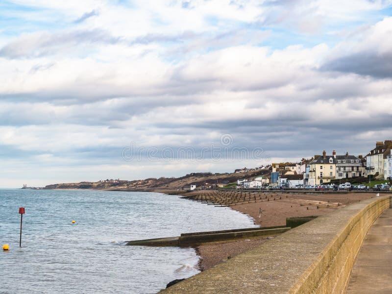 Herne-Bucht, Kent, Großbritannien lizenzfreie stockfotos