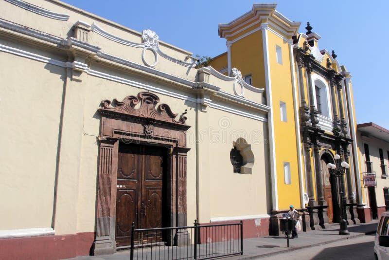 Heroica科多巴,墨西哥 免版税库存图片