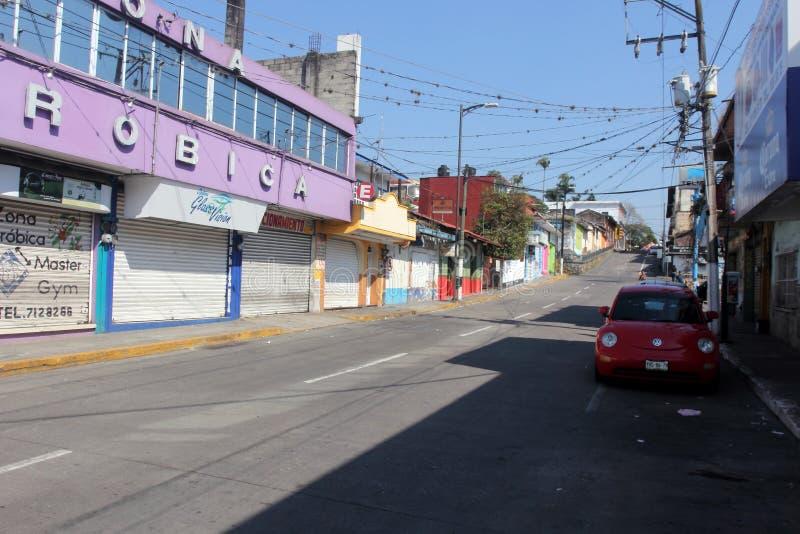 Heroica Cordoba, Mexiko stockbild