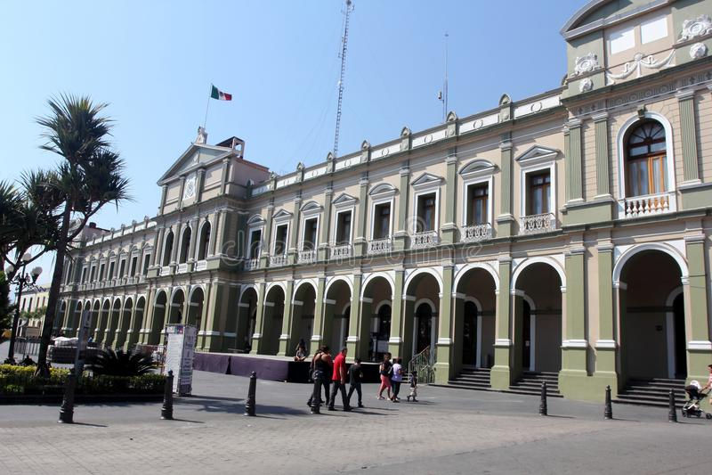 Heroica Cordova, Messico immagini stock libere da diritti
