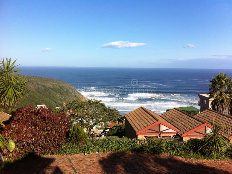 Herolds bay South Africa stock photo