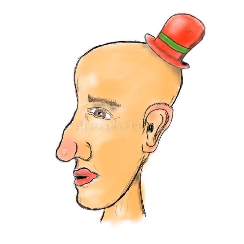 Herr hatt arkivfoton