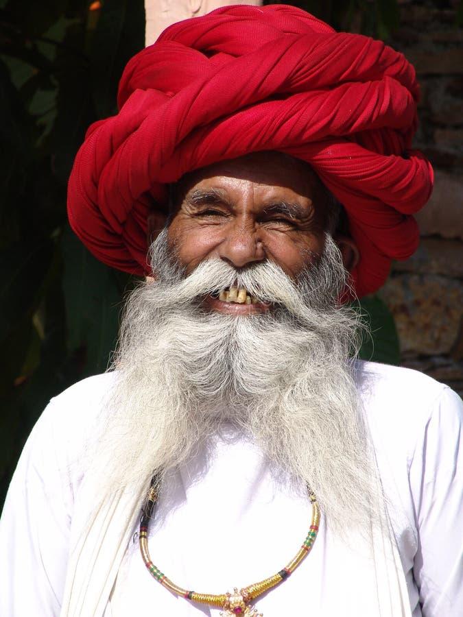 Herr am Kamel angemessen, Jaisalmer, Indien lizenzfreies stockbild