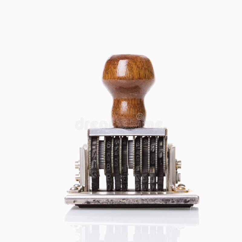 Herramienta del sello. fotografía de archivo