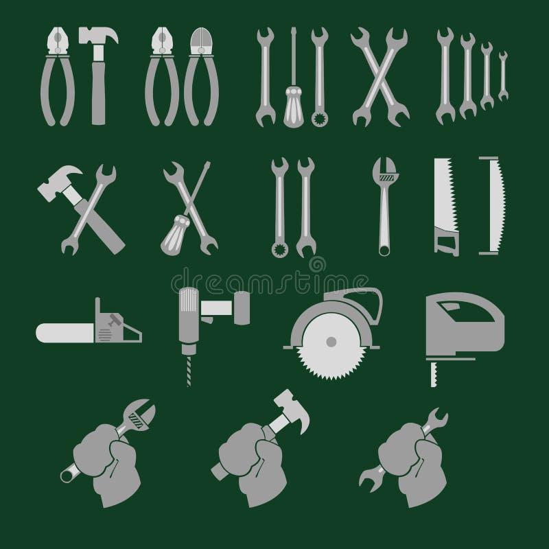 Herramientas del cerrajero libre illustration