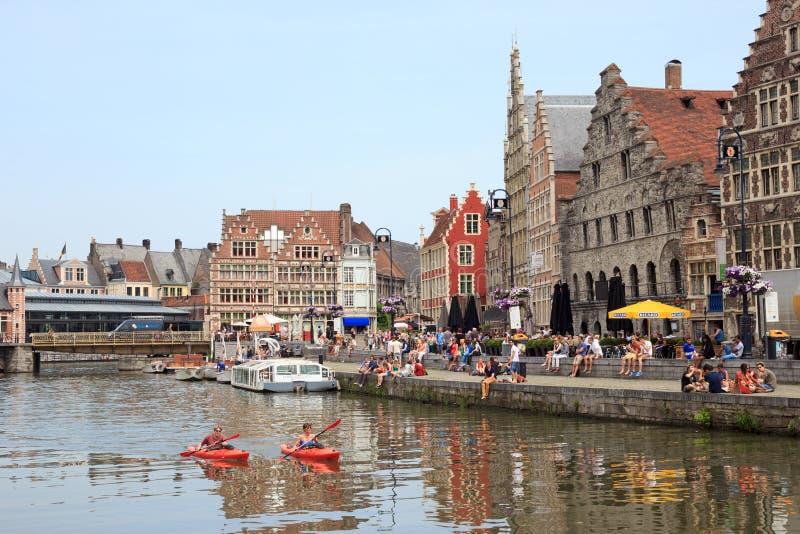 Herre Belgien royaltyfria bilder