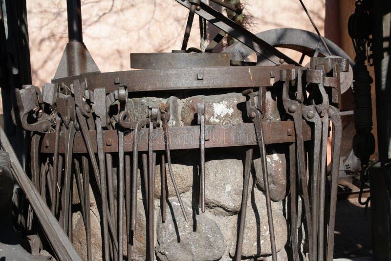Herrero Tools foto de archivo libre de regalías