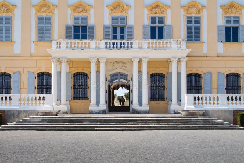 Herrgård Schlosshof, Österrike arkivbild