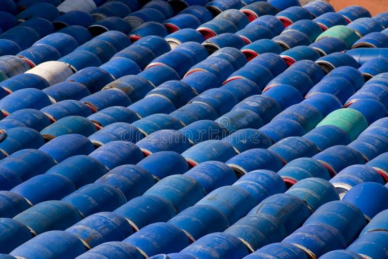 Herring barrels, sweden royalty free stock image