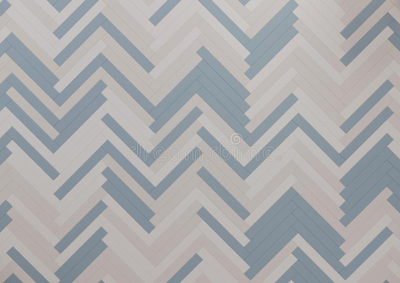 Herringbone Pattern Parquet stock images