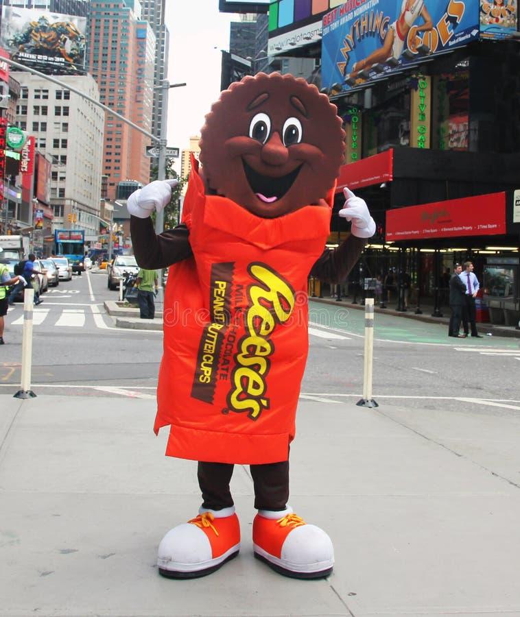 Hershey's chocolate promotion stock image
