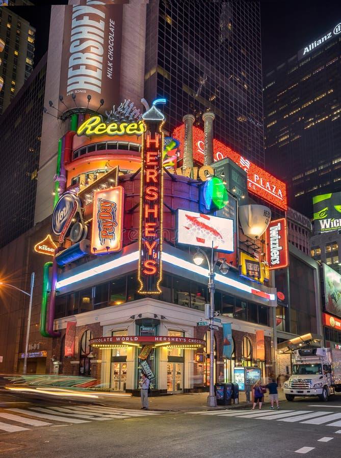 Hershey S Chocolate World Times Square
