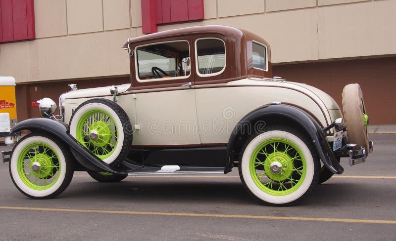 Herstelde Klassieke Uitstekende jaren '20 Ford stock afbeeldingen