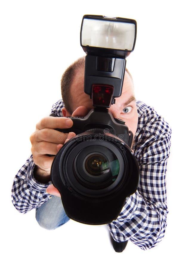 Herstellung des Eintragfadens lizenzfreie stockfotografie