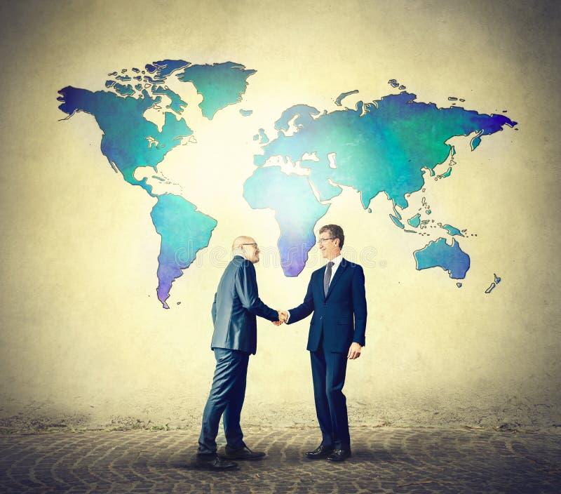 Herstellung eines Abkommens lizenzfreies stockbild
